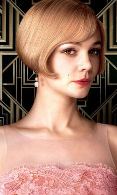 Gatsby Hair Is Totally A Red Carpet Trend. And We Love It slideshow 12 images.