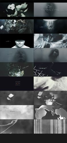 Ghost in the Shell « randomthoughtpattern Art Of The Title, Title Sequence, Branding, Ghost In The Shell, Film Stills, Motion Design, Storyboard, Motion Graphics, Art Direction