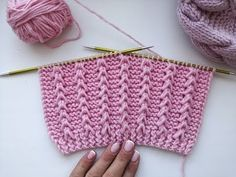 knitted patterns - Lilly is Love Knitting Stiches, Knitting Videos, Easy Knitting, Baby Knitting Patterns, Knitting Needles, Knitting Projects, Crochet Patterns, Shawl Patterns, Knitting Increase