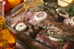 Marinade facile pour votre viande rouge...