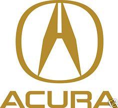 Acura Logo Color