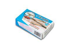 Sardinillas y sardinas – A Churrusquiña – Conservas Roma, S.L.