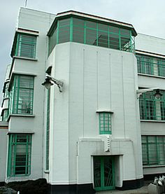hoover building london interiors - Google Search