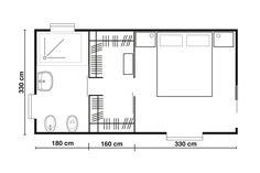 Cabine armadio. Progettiamo insieme lo spazio - Cose di Casa