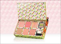 Benefit Cosmetics - cheeky sweet spot #benefitbeauty ОООООЧЕНЬ ХОЧУ!!!