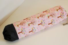 Fabric Plastic Bag Holder / Grocery Bag Holder for Girls by SUZUYA, $12.50