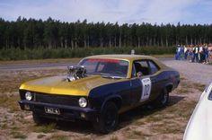 80s street race Nova