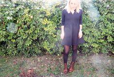 Ma version de la robe Tout Simplement de chez Coupé Couzu #patron#patroncouture #patronrobe #coupécouzu #couture #couturefacile