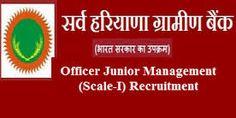 Sarva Haryana Gramin Bank job recruitment for 2014