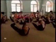 Rhythmic Gymnastics Montage - The Training