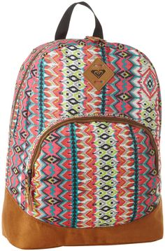 roxy backpacks - Google Search Best Backpacks For School, Roxy Backpacks, Muy Simple, School Bags, Fashion Brands, Pink, Stuff To Buy, College, Amazon