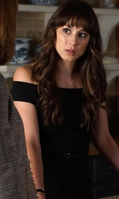 Ted Baker Wiona Bardot Neckline Bodycon Dress  as seen on Spencer Hastings  in Pretty Little Liars | TheTake.com
