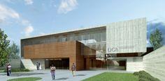 ARQA - Concurso Edificio Universidad de Chubut, Mención