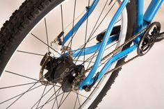 #rohloff #speedhub 14 gears in a box!