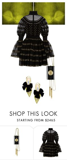 """."" by fashionmonkey1 ❤ liked on Polyvore featuring Balmain and Alexander McQueen"