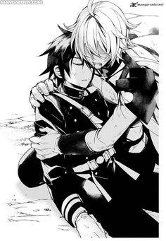 Manga Owari no Seraph - Chapter 35 - Page 28