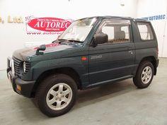 Japanese vehicles to the world: 1996 Mitsubishi Pajero mini XR-II 4WD for Mozambiq...