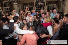 Erica & Christopher #pureplatinumparty #njweddings #nyweddings #njbrides #weddingphotography #weddingentertainment