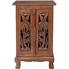 Overstk Coconut Palm Trees Cabinet Sideboard Buffet Indoor Furniture Pinterest Tree And
