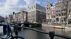 泊ってみたいホテル・HOTEL|オランダ>アムステルダム>中心部の静かなエリアにあるホテルで、ダム広場から徒歩わずか7分>ラディソン ブル ホテル、アムステルダム(Radisson Blu Hotel, Amsterdam)