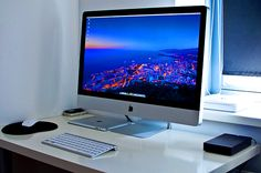 "The day I get myself an imac all in one 27"" with 1TB of memory I will cry tears of joy"
