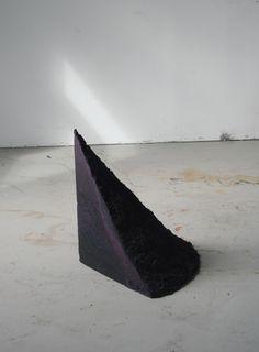 Lisha Bai UNTITLED (SAND CORNER), 12 x 12 x 16, 2010