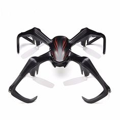 Drones  Eachine E20 3D Mini Spider Inverted Flight 24G 4CH 6Axis LED RC…