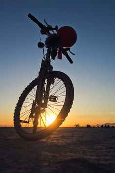 """I've heard the phrase, """"the playa gives you the burn you need, not the burn you want."""" Over the past several years I've been inching closer and closer Moutain Bike, Mountain Biking, Mtb, Cute Love Gif, Aesthetic Photography Nature, Beautiful Nature Scenes, Story Instagram, Morning Pictures, Bike Art"""