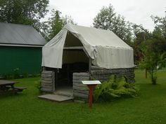 Wall Tent by jimmywayne, via Flickr