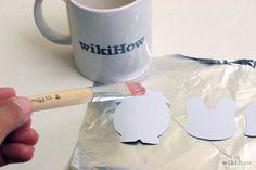 recette pour faire des stickers