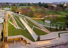 10 incríveis telhados verdes pelo mundo - SustentArqui