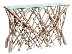 #ConsoleTables #TablesPerth - Sticks Console - Segals Outdoor Furniture