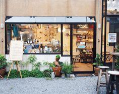"""ถูกใจ 1,434 คน, ความคิดเห็น 26 รายการ - CAFE HOPPING, BKK - SYD (@cafeteller) บน Instagram: """"Lilou Cafe — Soi Phahon Yothin 5, Ari (Ratchakru) : We bake on weekday and we cook on weekend!…"""""""