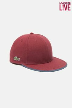 428c11dfb29  LacosteLive  cap for  men Clothing Company