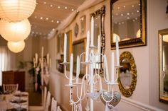 Bright Pink & Purple Bouquet. Navy Blue Bridesmaids. Gorgeous Bride, Gorgeous Flowers. Calderwood Hall. Natural Nostalgia. Décor, Flowers. Silver Rose Bowl - Guest Table Centre Pieces.