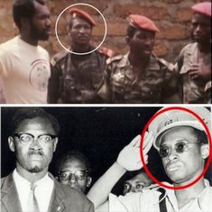Our leaders were sold by their own. Compaore with Thomas Sankara before he killed him. Lumumba with his future assassin Mobutu Sese Seko saluting him. African Culture, African American History, Mobutu Sese Seko, Thomas Sankara, Comparative Politics, Pan Africanism, The Day Will Come, African Diaspora, Historical Pictures
