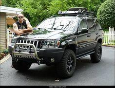 Jeep Suvs, Jeep Jeep, Jeep Truck, 1999 Jeep Grand Cherokee, Lifted Jeep Cherokee, Cool Jeeps, Cool Trucks, Country Trucks, Badass Jeep