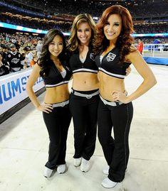 Los Angeles Kings cheerleaders