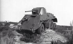 Dutch Pantserwagen M39 Armoured Car