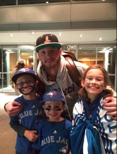 How do you not love this man? Blue Jay Way, Josh Donaldson, Love Mom, Toronto Blue Jays, Major League, Seasons, Raptors, Baseball, Athletes