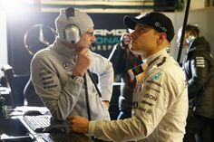 バルテリ・ボッタス、メルセデス移籍は「思っていたより大仕事」  [F1 / Formula 1]