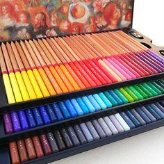 Marco Renoir Artist 3100 100 Color Pencils Set lapices de colores profesionales Crayons Colouring Drawing Pencils Set Wholesale