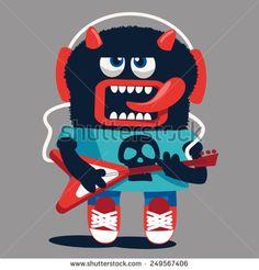 http://www.shutterstock.com/tr/pic-249567406/stock-vector-rock-monster.html?src=xcpeU8I1VPDbuq7YDsIFVQ-1-76&ws=0