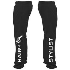 World's most stylish sweatpants for Hair Stylists. Wear it and show your…