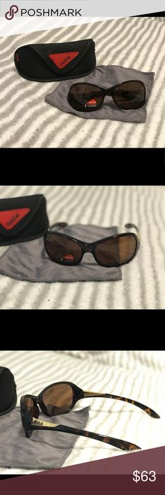 NEED TO SELL Bollé Polarized Sunglasses Case and dust cloth sold with glasses! NEVER WORN! I need this item sold! I am negotiable! bollé Accessories Sunglasses