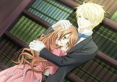 Edgar and Lydia - Hakushaku to Yousei - Earl and Fairy