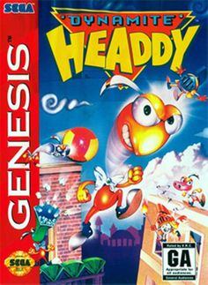 Dynamite Headdy. Possibly the most frustrating game ever