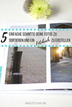 Ihr wollt schon lange ein Fotobuch erstellen, aber ihr habt den Überblick über eure Fotos verloren? Ich zeige euch, wie ihr sie schnell und einfach sortiert