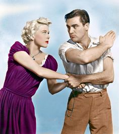 Doris Day, Steve Cochran, Ginger Rogers- Storm Warning (1950)
