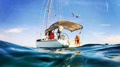 Sailing in Halkidiki - HalkidikiTravel.com